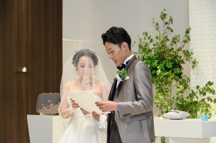 福島市 結婚式場 クーラクーリアンテ(旧サンパレス福島)人前式