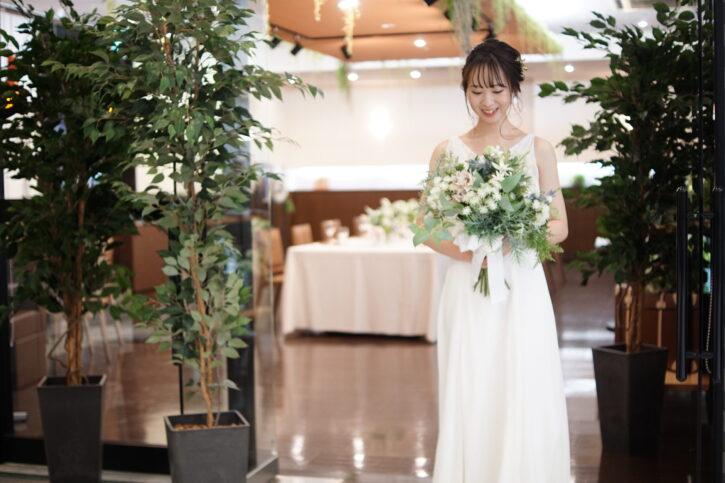 福島市 結婚式場 クーラクーリアンテ(旧サンパレス福島)カフェウエディング