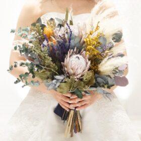 福島市 結婚式場 クーラクーリアンテ(旧サンパレス福島)ブーケ