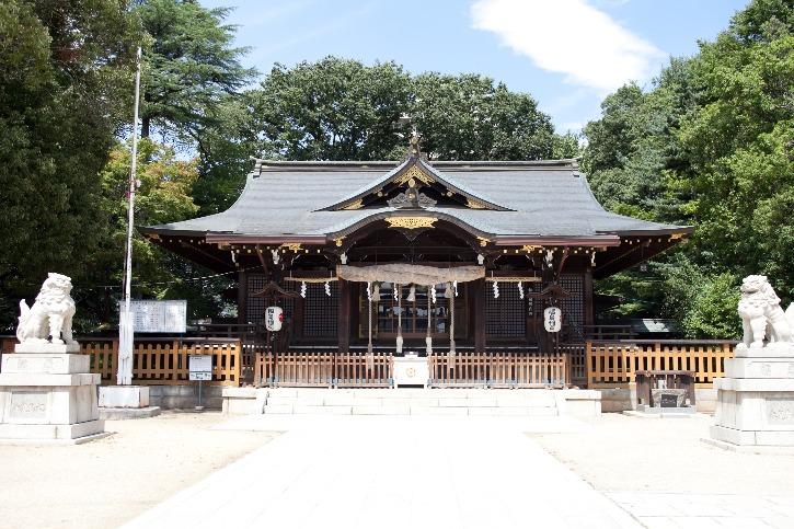 福島市 結婚式場 クーラクーリアンテ(旧サンパレス福島)福島稲荷神社