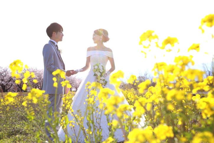 福島市 結婚式場 クーラクーリアンテ(旧サンパレス福島)ロケーションフォト