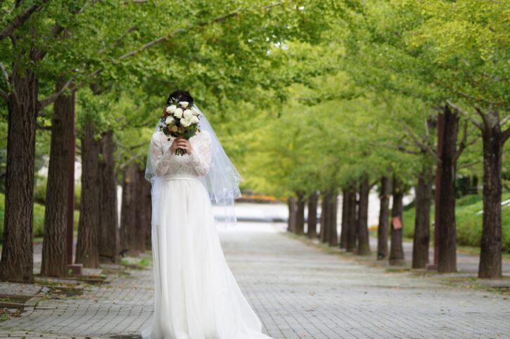 福島市 結婚式場 クーラクーリアンテ(旧サンパレス福島)ロケフォト